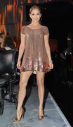 Дженнифер Лопес, фото 8831. Jennifer Lopez - American Idol Top 13 Finalists Party, march 1, foto 8831