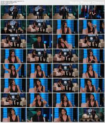 Constance Marie ~ Lopez Tonight 6/28/11 (HDTV)