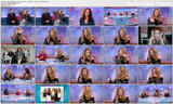 Nicola Roberts - Yo-Yo & Interview - Loose Women - 11th Jan 2012