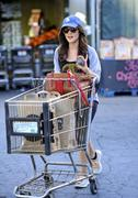 Lucy Hale - October 15th - At Whole Foods Grocery Store in Sherman Oaks