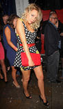 Sacha Parkinson | Leaving the British Soap Awards After Party in London | April 28 | 8 pics