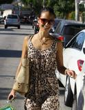 Джордана Брюстер, фото 1213. Jordana Brewster - Leggy Shopping Petit Tresor, West Hollywood - 24/08/11, foto 1213