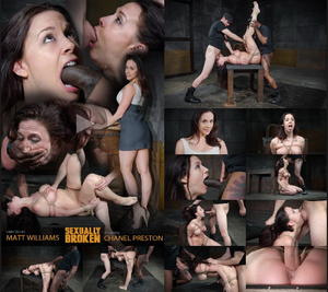 SEXUALLY BROKEN: Mar 25, 2016 | Chanel Preston | Maestro | Jack Hammer