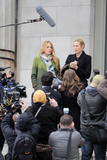 Блейк Лайвли, фото 4804. Blake Lively On the Set of Gossip Girl in New York City - March 1, 2012, foto 4804