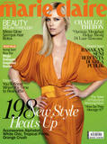 Charlize Theron Marie Claire Indonesia January 2012