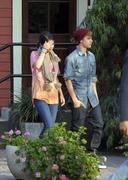 th 55742 Selena26 123 528lo Selena Gomez   at a restaurant in Hollywood 01/10/2012