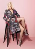 Gwen Stefani - Cosmopolitan 2016