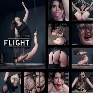 HARDTIED: Nov 22, 2017: Flight | Sosha Belle