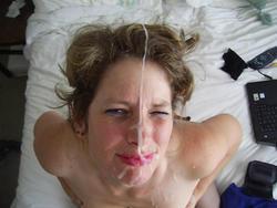 фото брызг сперма на лицо девучка