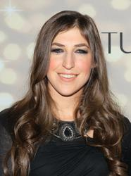 Mayim Bialik - Audi & Altuzarra Emmy event in West Hollywood (09/15/13)