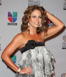 Lucero Minifalda En Premios Lo Nuestro