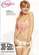 Bella Thorne [Scan from Kohls Candies Ad]