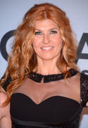 Connie Britton- 47th Annual CMA Awards in Nashville 11/06/13 (HQ)