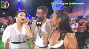 Iva Domingues sensual na Festa de Verão da Tvi