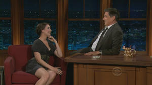 Alison Brie - The Late Late Show with Craig Ferguson (2010), 720p
