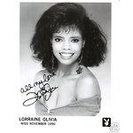 Lorraine nackt Olivia Nancy Cameron