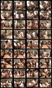 DPKF-001 Girls Fight 1 JAV Femdom